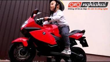 Xe máy điện dành cho trẻ em 2