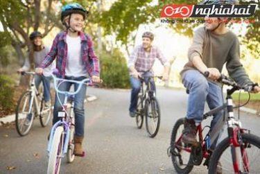 Đạp xe đạp an toàn cho trẻ em Những suy nghĩ hoang đường và sự thật 2