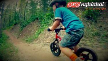 Điều gì đáng được mong chờ nhất ở một chiếc xe đạp cân bằng 2