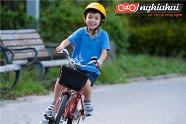 Đi xe đạp sẽ ảnh hưởng các khớp xương của trẻ Có đúng không 2
