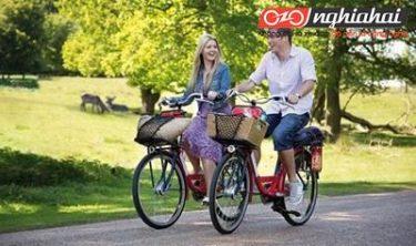 10 ý tưởng dành cho việc hẹn hò bằng xe đạp 4