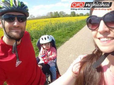 5 mẹo để thuyết phục bé tham gia một chuyến đi bằng xe đạp với gia đình 1