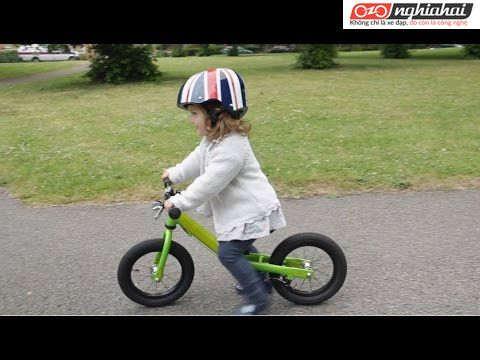7 lý do tại sao bạn nên sắm một chiếc xe đạp cân bằng cho trẻ 2