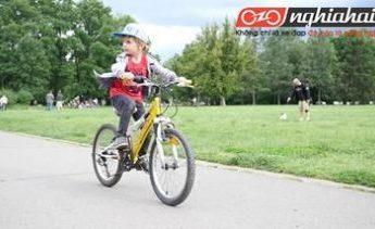 7 sai lầm mà các bậc phụ huynh gặp phải khi dạy con đi xe đạp 1