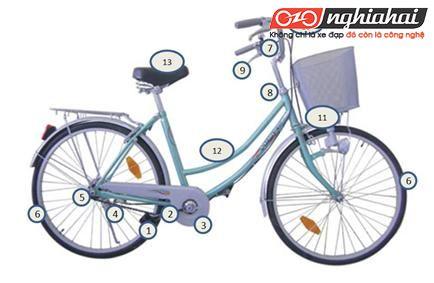 Chế độ bảo hành dành cho xe đạp mini, xe đạp cào cào 1