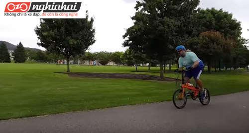 Chiếc xe đạp gấp đã thay đổi cuộc sống của tôi như thế nào 3