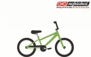 Hướng dẫn đo kích thước xe đạp trẻ em trước khi mua 1