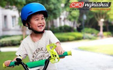 Hướng dẫn lựa chọn mũ bảo hiểm trẻ em Bạn đã thực sự chọn đúng mũ bảo hiểm cho bé của mình chưa 2