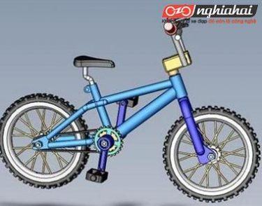 Làm gì khi xe đạp trẻ em bị tuột xích 3