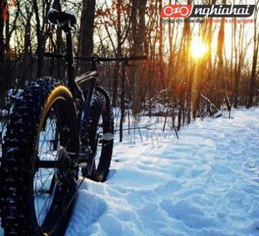 Làm thế nào để đạp xe vui vẻ vào mùa đông 3
