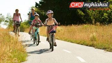 Làm thế nào để lên kế hoạch 1 buổi cắm trại gia đình với xe đạp 2