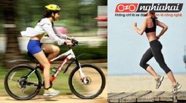 Lợi ích không ngờ tới của đạp xe và chạy bộ 2