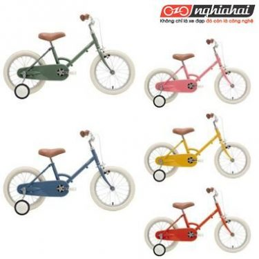 Sự khác biệt giữa xe trượt cân bằng trẻ em và xe đạp trẻ em 4