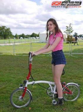 So sánh xe đạp gấp và xe đạp leo núi 1