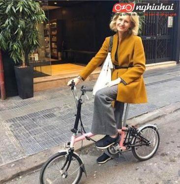 So sánh xe đạp gấp và xe đạp leo núi 3