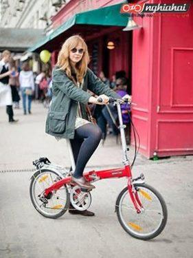 So sánh xe đạp gấp và xe đạp leo núi 4