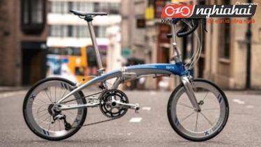 Tại sao nên chọn một chiếc xe đạp gấp 1
