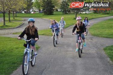 Tất cả những điều cần biết về đi xe đạp 2