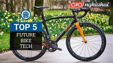 Tốp 5 công nghệ xe đạp hàng đầu trong tương lai mà chúng ta mong đợi 3