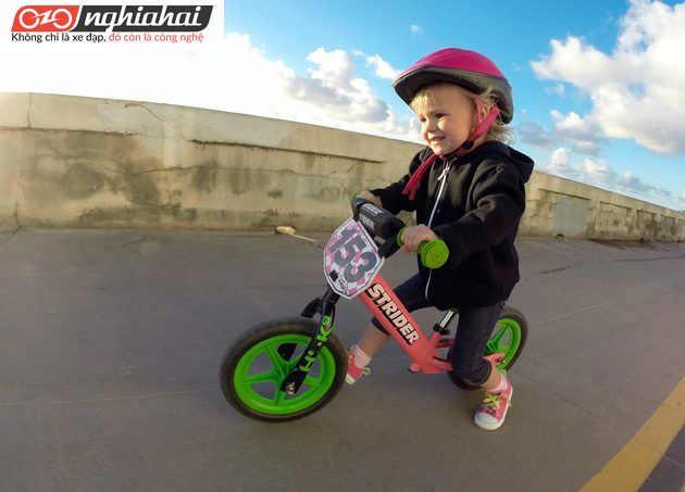 Trẻ em có thực sự cần đến xe đạp cân bằng 3