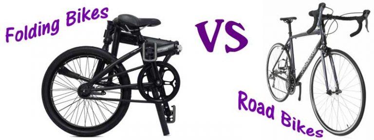 Tranh luận về xe đạp Xe đạp gấp với xe đạp thường 2