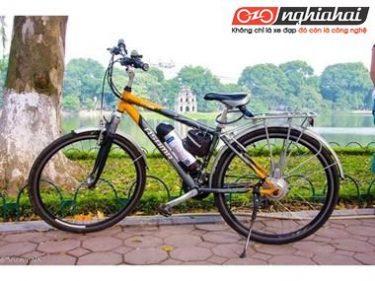 Tranh luận về xe đạp Xe đạp gấp với xe đạp thường 4