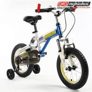 Xe đạp trẻ em có bộ giảm xóc thì tốt hay không có bộ giảm xóc thì tốt 1