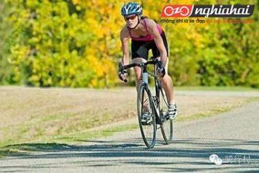 Đạp xe là phương pháp vận động tốt nhất. 1