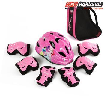Điểm chú ý khi mua thiết bị bảo hộ cho xe đạp trẻ em 4