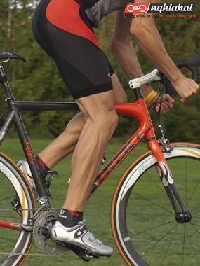 Bạn có biết đi xe đạp là rèn luyện cơ bắp của bộ phận nào 3