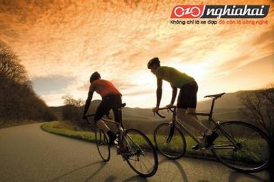 Bạn có biết những thay đổi mà đi xe đạp tạo ra cho cơ thể không 3