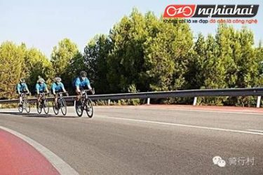 Bất kể có phải là trưởng nhóm đạp xe không, những kiến thức bạn nên biết! 1