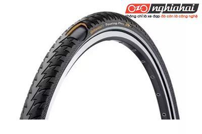 Cách dùng vằn nổi và vằn phẳng của lốp xe đạp 2