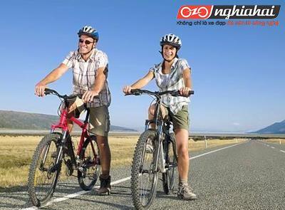 Chia sẻ kinh nghiệm giảm cân thành công nhờ đi xe đạp. 2