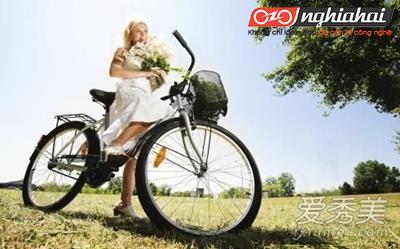 Chia sẻ kinh nghiệm giảm cân thành công nhờ đi xe đạp. 4