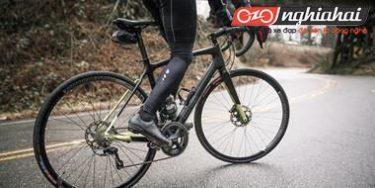 Giai đoạn và kỹ năng rung xe tạo lực khi đi xe đạp thể thao 1
