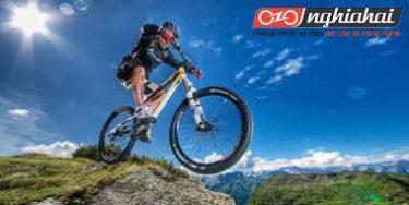 Giai đoạn và kỹ năng rung xe tạo lực khi đi xe đạp thể thao 3