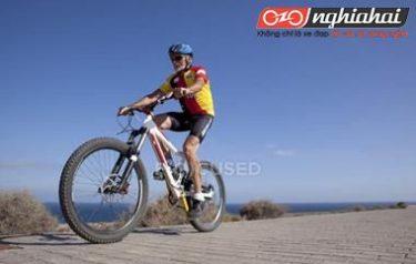 Giai đoạn và kỹ năng rung xe tạo lực khi đi xe đạp thể thao 4