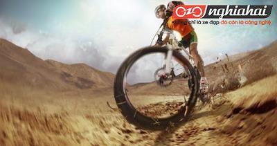 Hai kĩ năng luyện tập với xe đạp địa hình 1