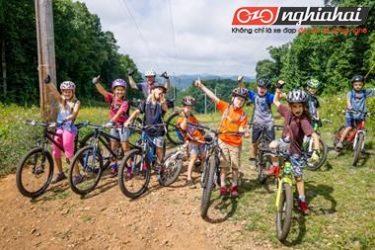 Một chiếc xe đạp leo núi thiết kế chuyên dụng cho trẻ em 2