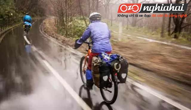 Những kiến thức về bảo dưỡng xe đạp bạn nên làm gì với chiếc xe sau khi bị mưa ướt 1