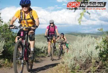 Những vấn đề của phụ nữ trong khi đạp xe 1