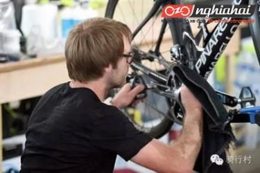 Sau một chuyến đi đường dài, hãy học cách bảo dưỡng chiếc xe đạp! 1
