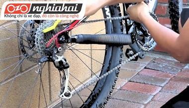 Sau một chuyến đi đường dài, hãy học cách bảo dưỡng chiếc xe đạp! 4