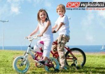 Tìm hiểu về an toàn cho xe đạp trẻ em 1