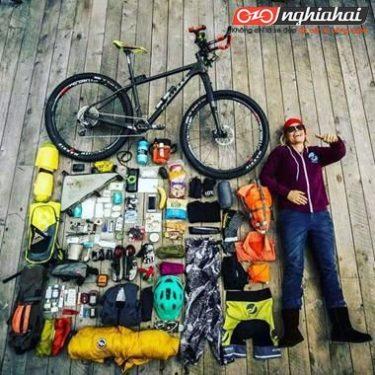 """Tại sao """"xe đạp du lịch"""" lại cần thiết cho du lịch ngoài trời 2"""