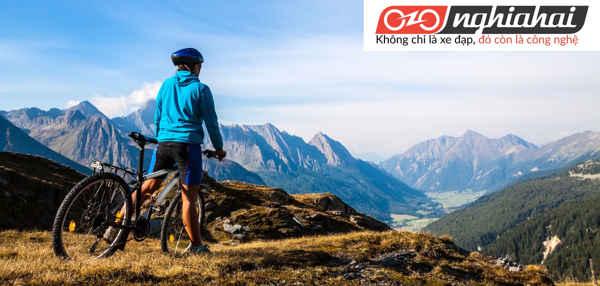 Xe đạp leo núi với xe đạp đường trường đem lại những thay đổi khác nhau thế nào đối với cơ thể chúng ta 3