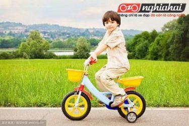 Xe đạp trẻ em LanQ 4