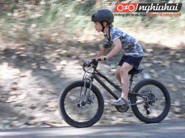 Xe đạp trẻ em dùng chất liệu nào tốt 2