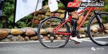 Đạp xe đạp địa hình như thế nào để tránh bị nổ lốp 3